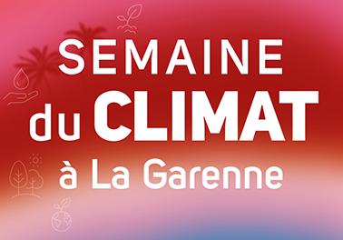 La Semaine du Climat à La Garenne
