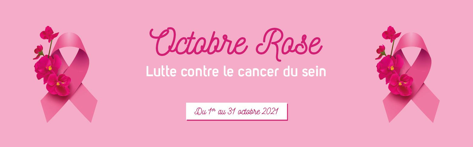 Octobre Rose : Un mois pour sensibiliser à la lutte contre le cancer du sein