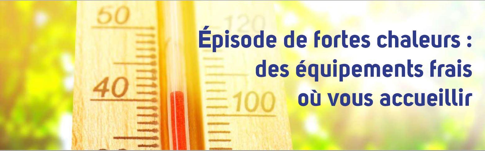 Fortes chaleurs : la Mairie active son dispositif pour les Garennois les plus vulnérables