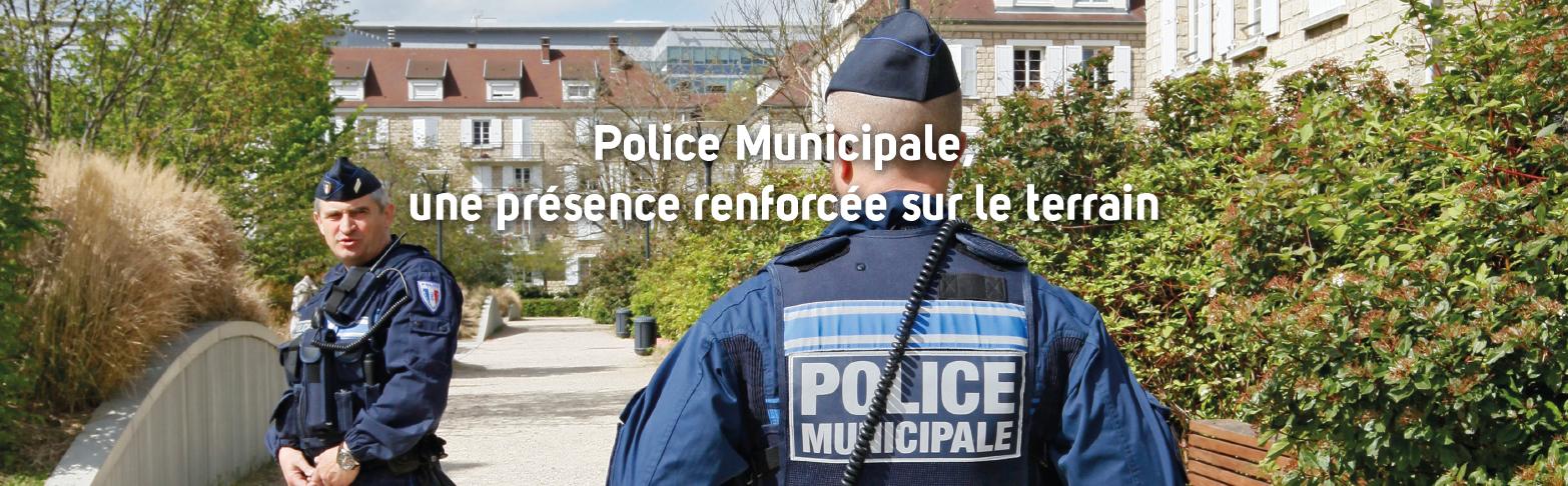 Police municipale, une présence renforcée sur le terrain