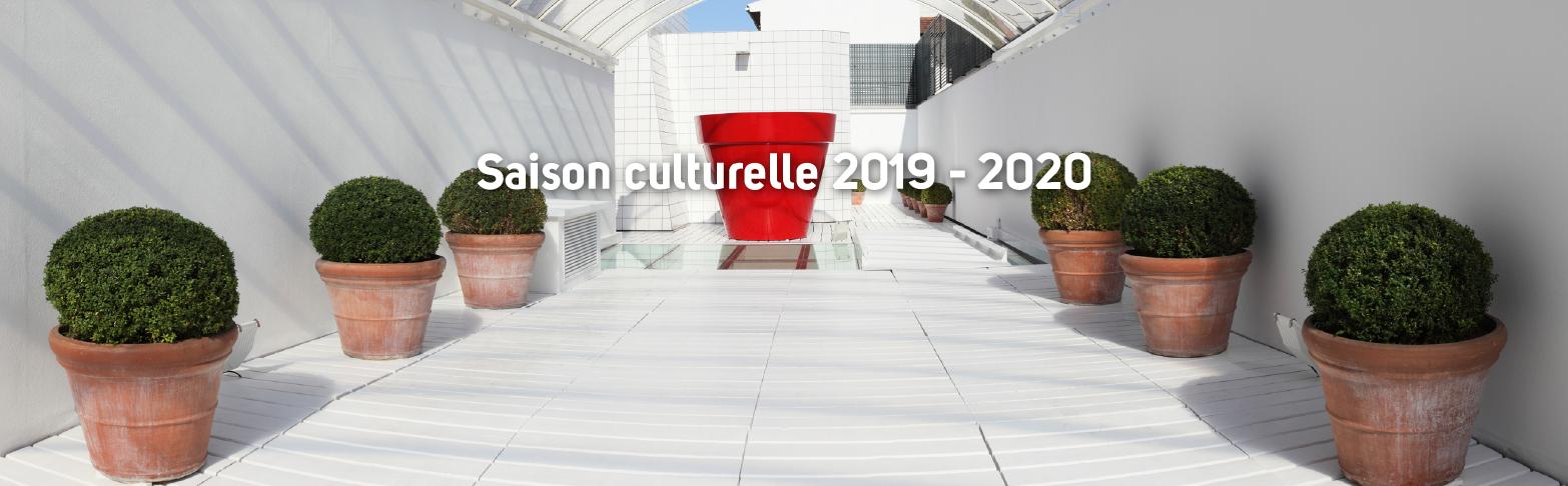 Saison culturelle 2019-2020