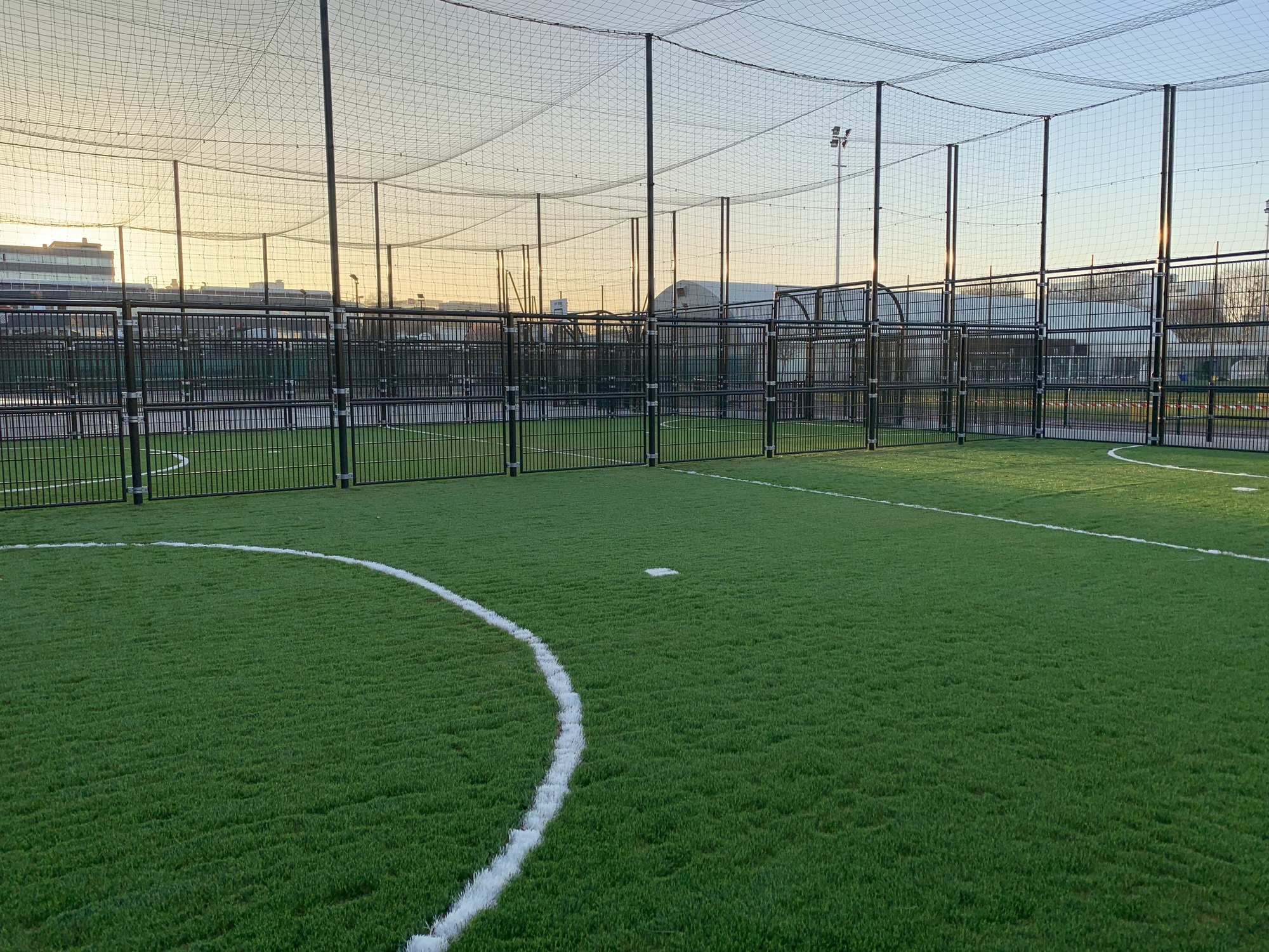 City Stade multisports Marcel-Payen