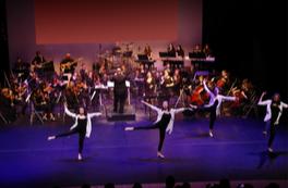 <strong>Concert du stage musique et danse à Houlgate</strong>