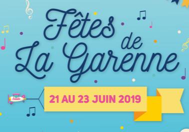 Fêtes de La Garenne 2019