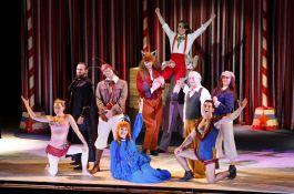 Pinocchio</br>le conte musical