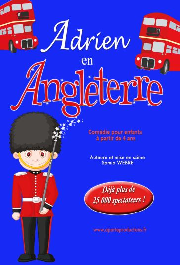 <strong>Adrien en Angleterre</strong>