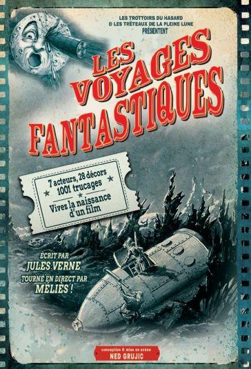<strong>Les Voyages Fantastiques</strong>