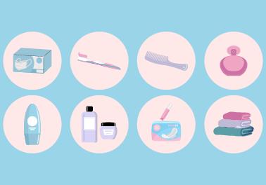 Grande collecte de produits d'hygiène pour les femmes démunies