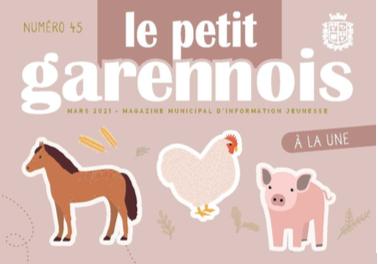 Le Petit Garennois met les animaux à l'honneur
