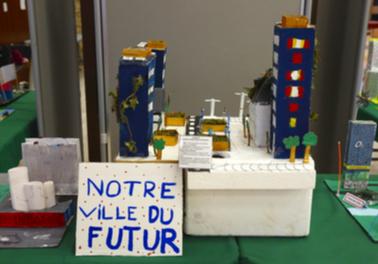 Exposition Collège Les Vallées : <br> ''Ma Garenne en 2030''</br>