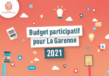 Budget participatif pour La Garenne 2021
