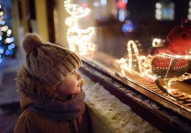 Résultats du concours <br> vitrines de Noël 2019 </br>