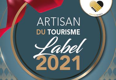 Label Artisan du Tourisme 2021</br>appel à candidature