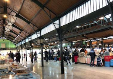 Cinq marchés par semaine à La Garenne