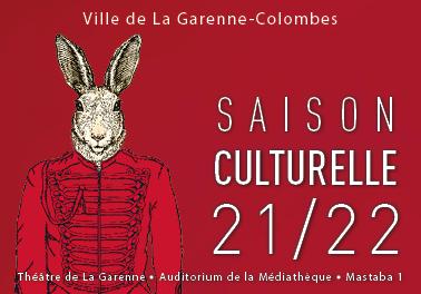 Saison culturelle 2021/2022 : de beaux moments de culture en perspective !
