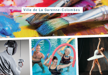 Préparez votre rentrée sportive et culturelle à La Garenne !