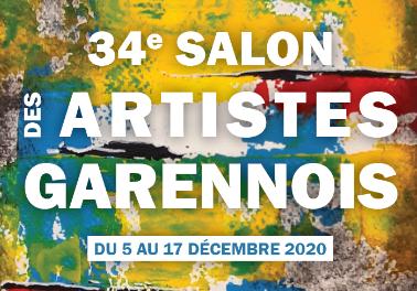 34<sup>e</sup> édition du Salon des Artistes garennois - Le talent à l'honneur