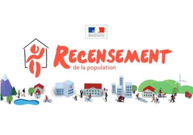 Recensement de la population : rendez-vous en 2022