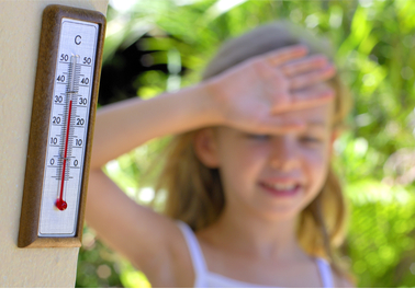 <strong> ALERTE CANICULE - NIVEAU 3 </strong>